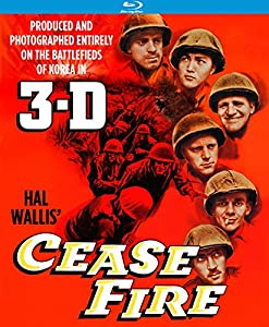 Cease Fire - 3D [Blu-ray] by Kino Classics