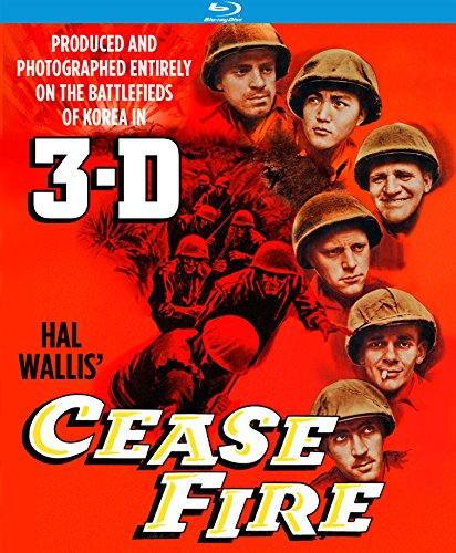 Cease Fire - 3D [Blu-ray]