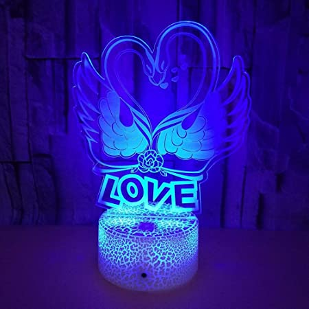 Zhengowen Luces de Noche para niños Lámpara de mesilla de ...