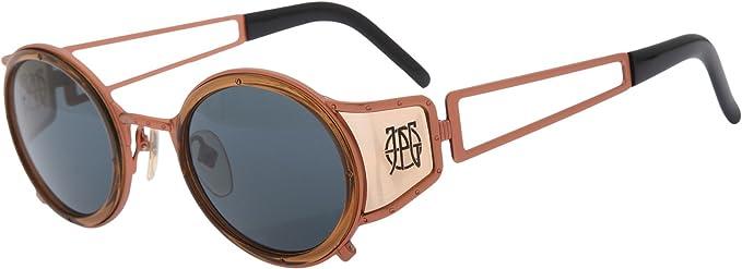 Jean Paul Gaultier Gafas de sol Oro Negro jpg58 – 6201: Amazon.es: Ropa y accesorios