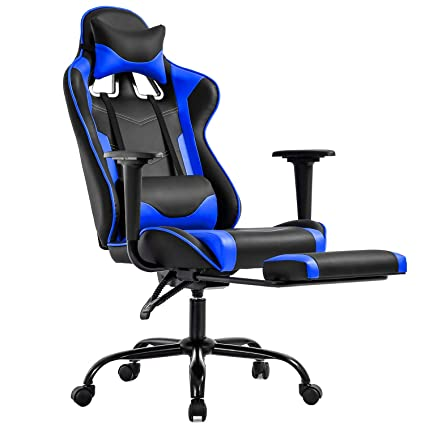 Superb Office Chair Gaming Chair Desk Chair Ergonomic Executive Swivel Rolling Computer Chair With Lumbar Support Cjindustries Chair Design For Home Cjindustriesco