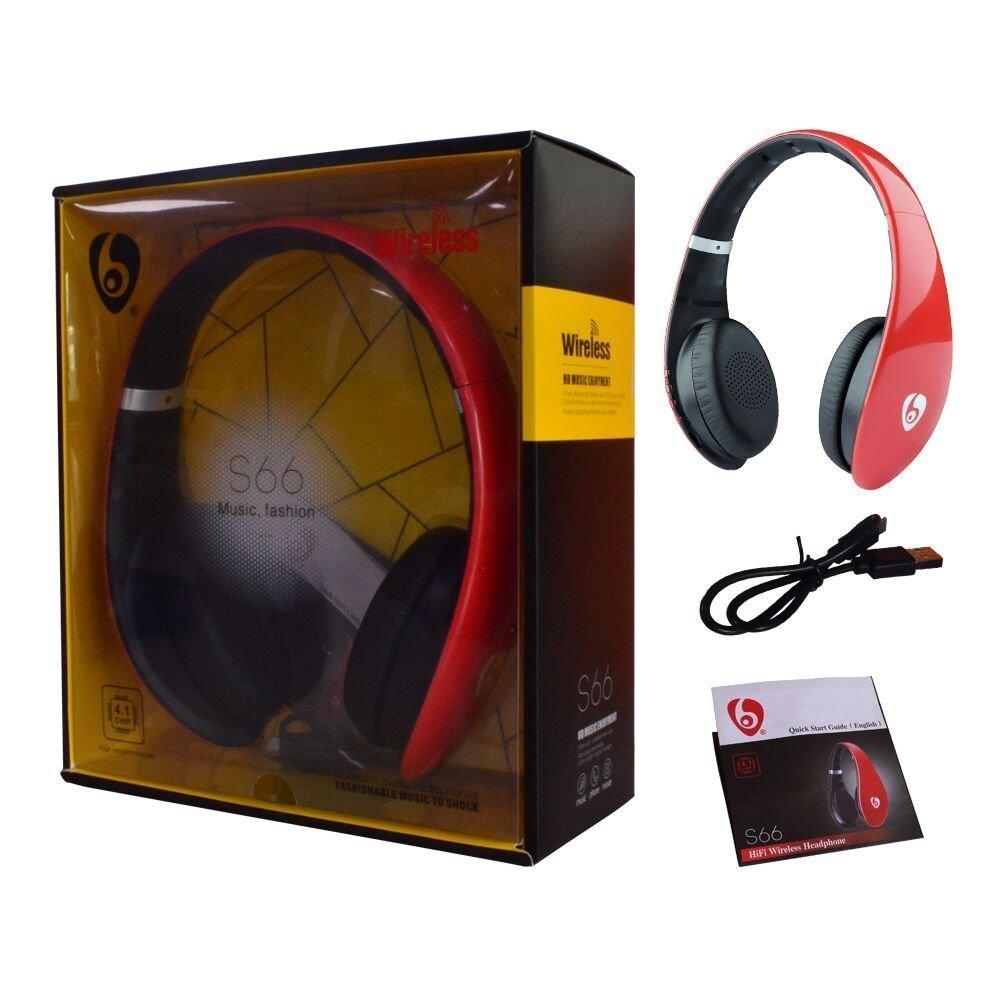 Bluetooth Kopfhörer Wireless Over Ear Headset mit: Amazon.de: Elektronik
