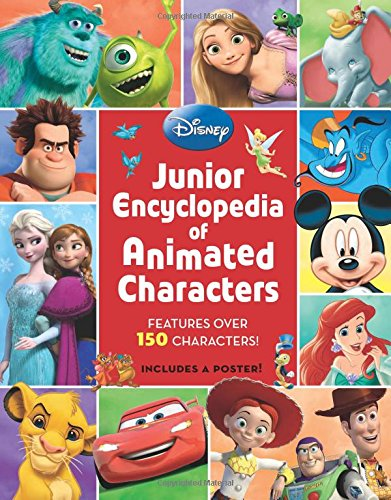 - Junior Encyclopedia of Animated Characters