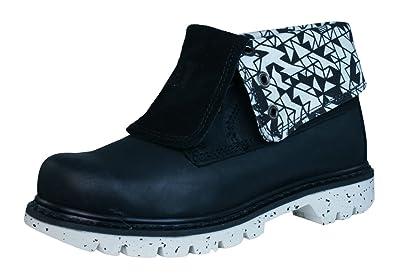 c84b88b6644824 Cat Footwear Colorado Rolldown Walala, Bottes pour Femme - Noir - Noir, EU  36