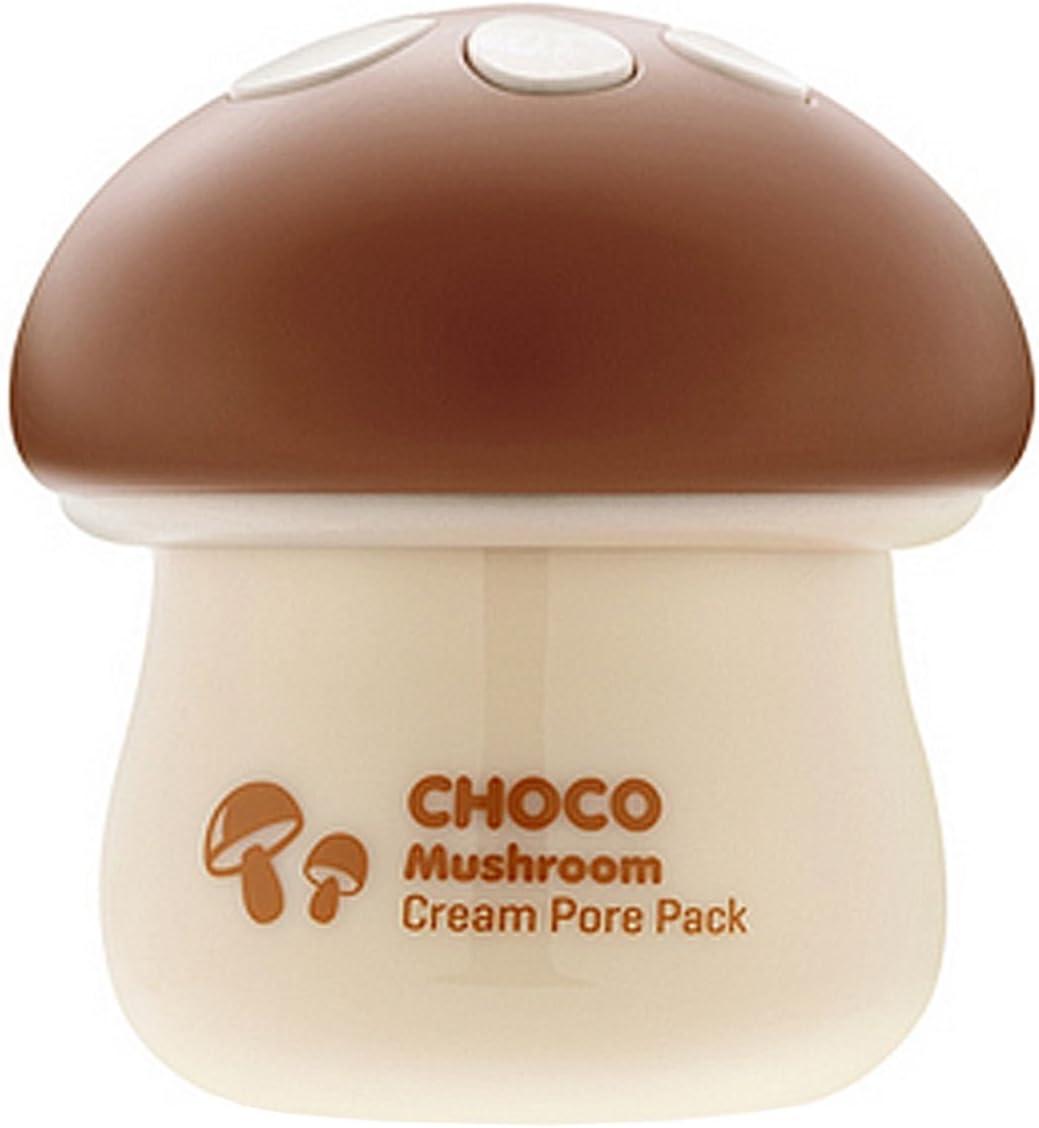 Tonymoly - Magic Food Choco Mushroom Cream Pore Pack: Amazon.es: Belleza