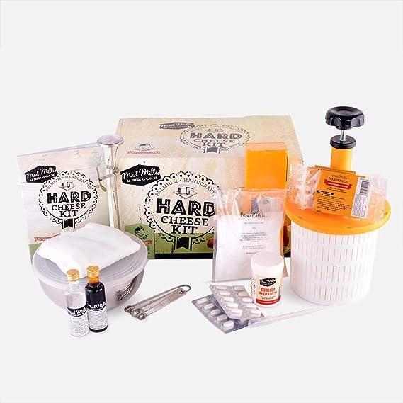 Mad Millie 73543 Hard Cheese Making Kit