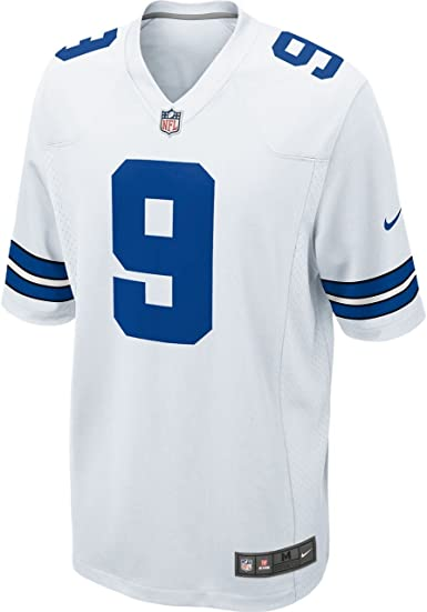 Nike NFL Dallas Cowboys Road Game Jersey - Tony Romo
