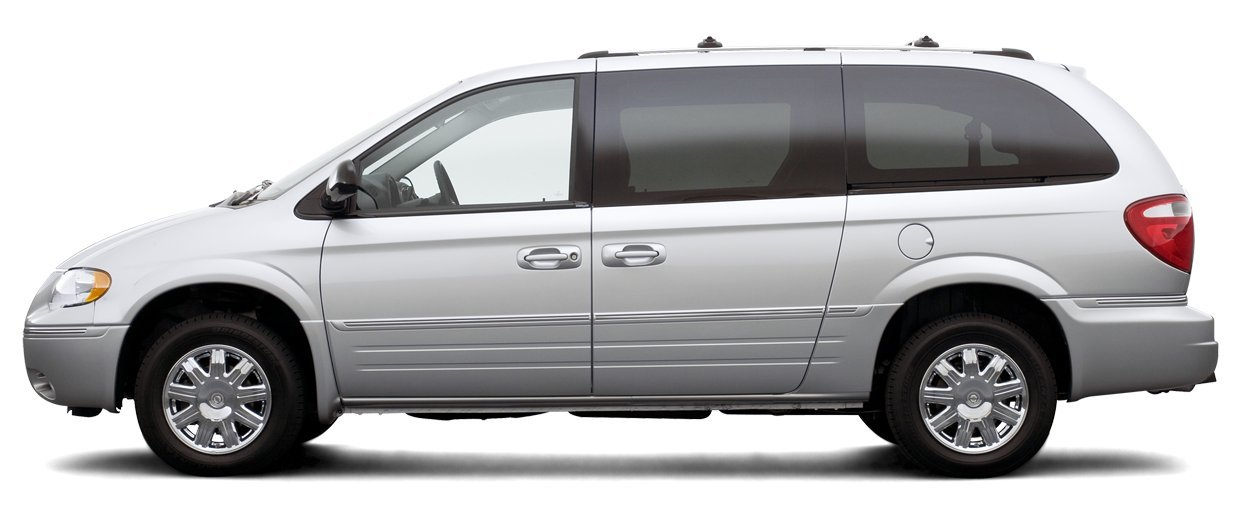 Amazon.com: 2006 Chrysler Town & Country Reviews, Images