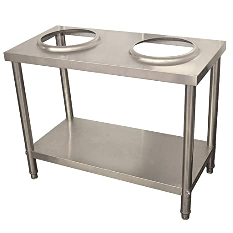 Estantes y soportes para ollas y sartenes HWF Estante de la Cocina Estante de la Cocina