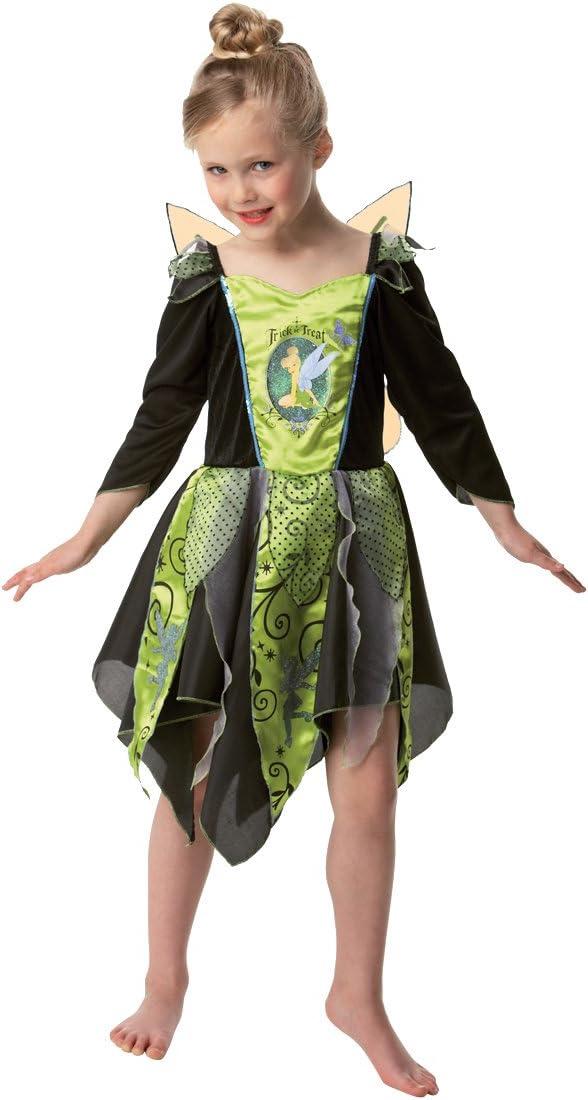 Rubies 3 884495 M Tinkerbell - Disfraz de Campanilla para niña ...