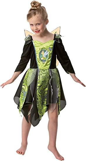 Princesas Disney - Disfraz de Campanilla para Halloween, para ...