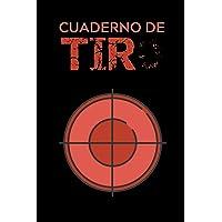 Cuaderno de tiro: Es un diario de tiro