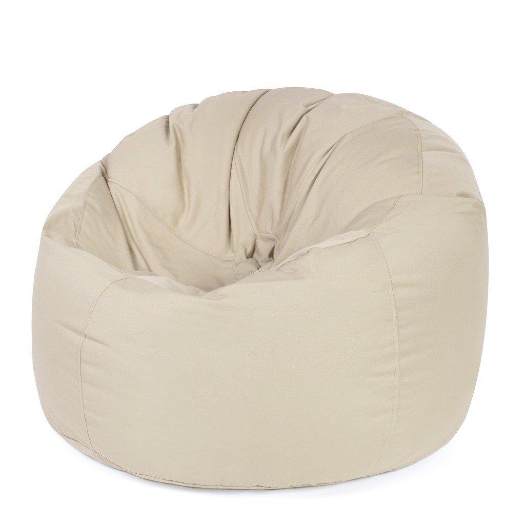 OUTBAG 'Donut' Outdoor-Sessel, plus, Sitzsack, plus, Outdoor-Sessel, anthrazit 9e0b2b