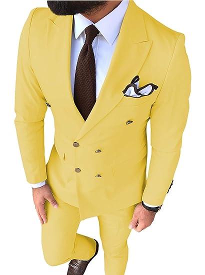 Lovee Tux - Traje de Dos Piezas para Hombre, Tuxedos de ...