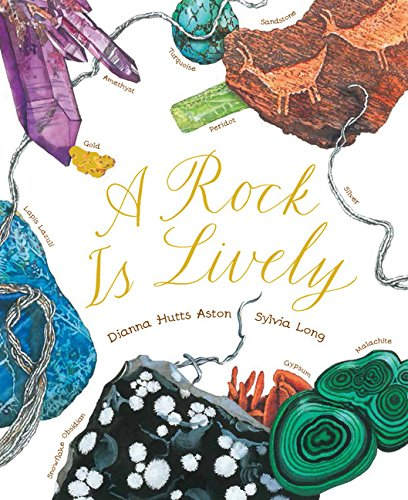 A Rock Is Lively (Nature Books)