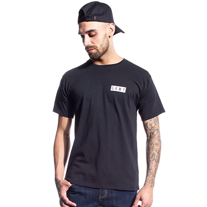 Grimey Camiseta Overcome Gravity FW17 Black: Amazon.es: Ropa y accesorios