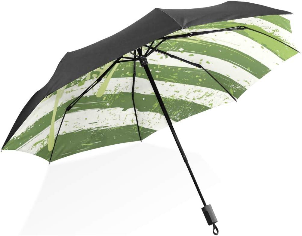 Montoj - Paraguas de marihuana artística Sun&Rain?Protección UV