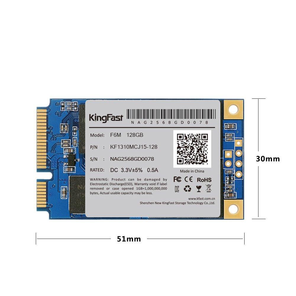 KingFast 1310MCJ09-256 Disco duro sólido interno SSD de (256GB + ...