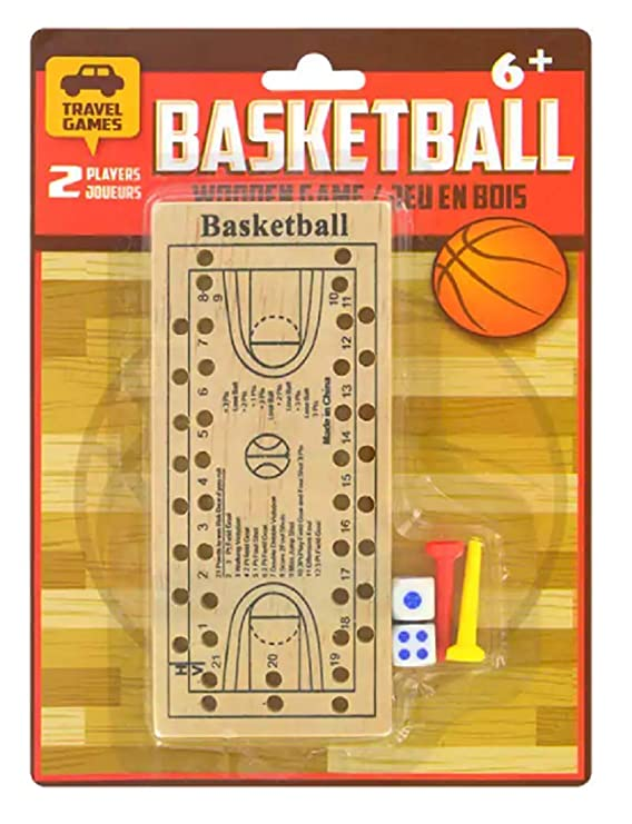 GRP Juego de Actividades de Baloncesto para niños 6 + | Mesa de ...