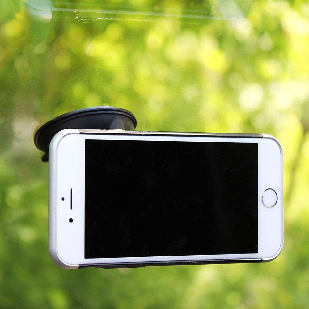 360° Mount Holder Car Windshield Stand For Mobile Cell Phone GPS iPhone Samsung