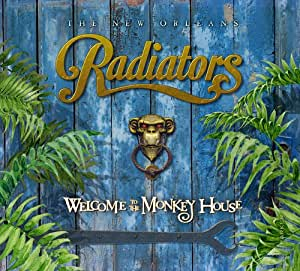 Image result for The Radiators- Welcome to the Monkey House