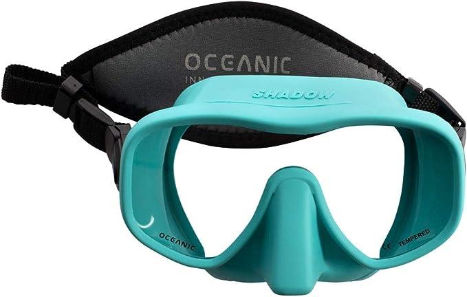 Oceanic Tauchermasken Mini Shadow Ice