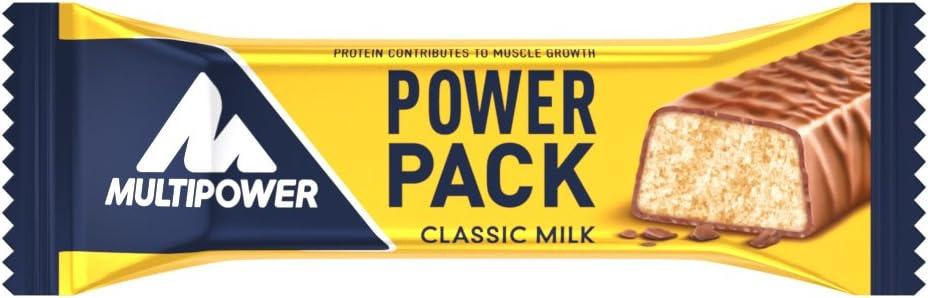 Multipower Power Pack Classic Milk - 24 Barras