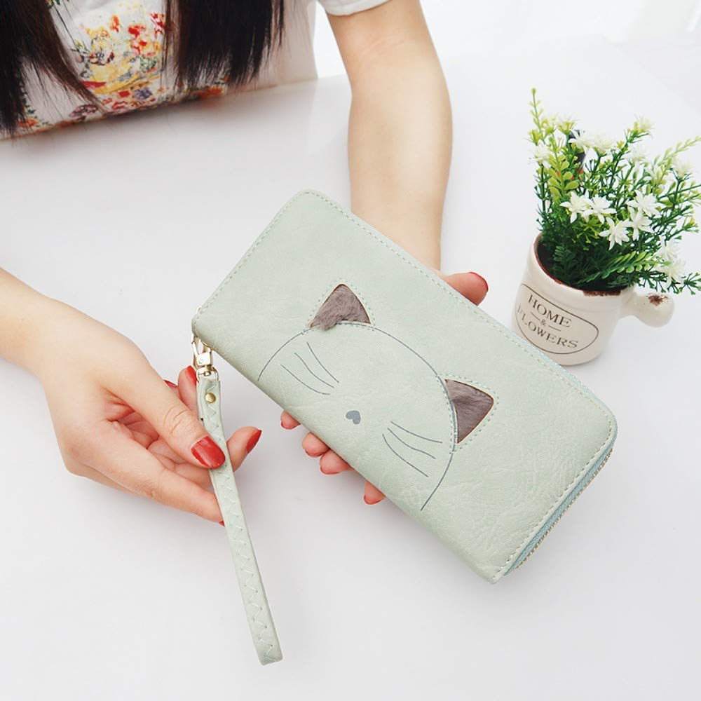人気商品は GENGXINLIN財布財布女性のレトロな豪華な猫携帯電話バッグ女性のリストバンド財布女性女性ジッパー B07NMFPH1S、B B07NMFPH1S, スマホグッズのエックスモール:6776fab3 --- a0267596.xsph.ru