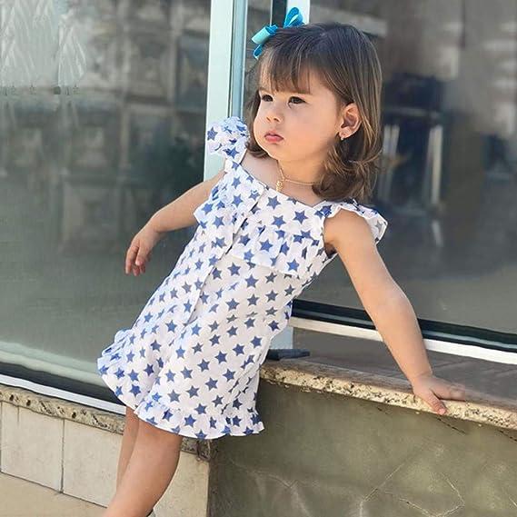 Kleinkind-Kind Baby M/ädchen Strampler Blume Overalls Jumpsuit Kleidung+Haarband Outfit Set Covermason Strampler Baby M/ädchen Sommer