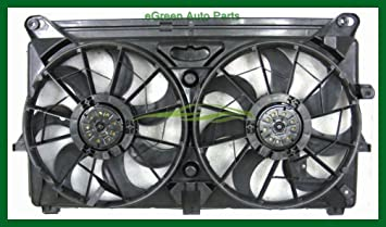 Chevrolet Chevy Silverado Gmc Sierra 05 06 07 Electrical Cooling Fan Assembly