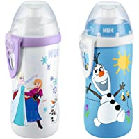 Nuk Junior Cup - Botella, diseño Frozen, 300