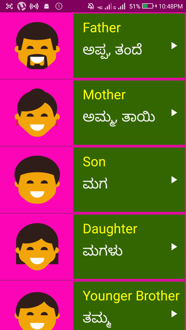 Amazon.com: Learn English From Kannada: Appstore for Android