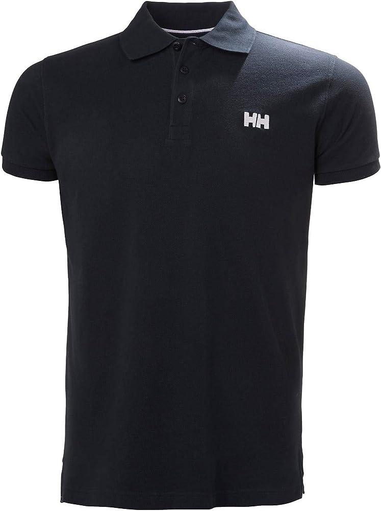 Helly Hansen Transat Polo, Hombre, Navy, S: Amazon.es: Deportes y ...