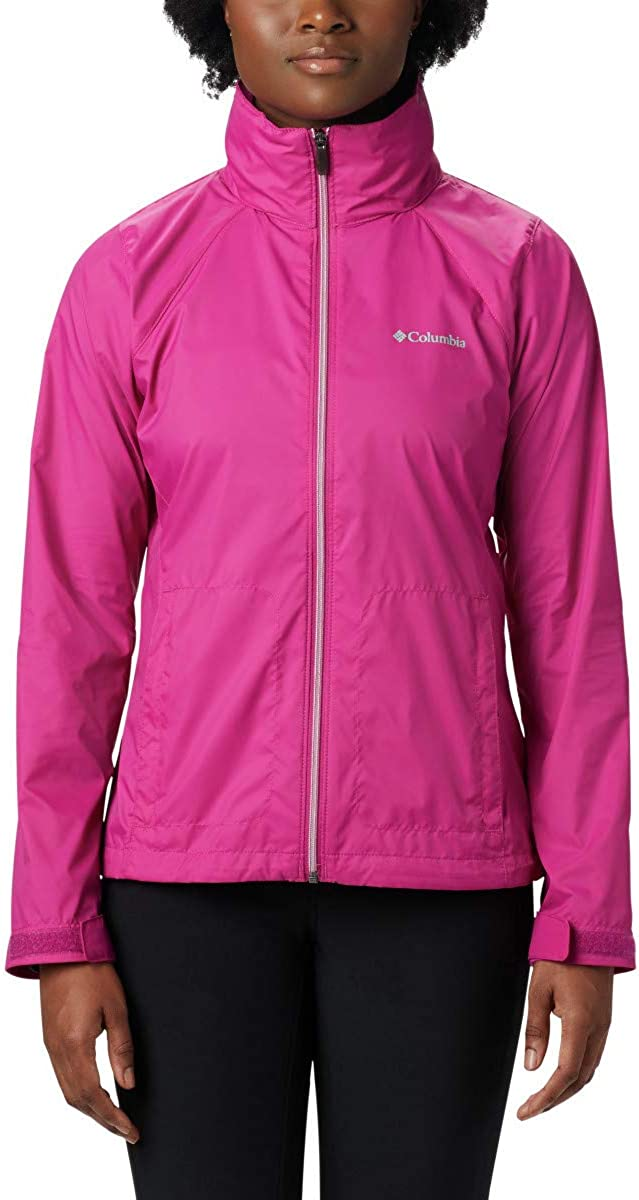 Columbia Damen Switchback Iii Adjustable Waterproof Rain Jacket Regenjacke