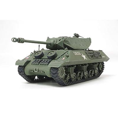 Tamiya America, Inc 32582 1 48 British Tank Destroyer M10IIC Achilles, TAM32582: Toys & Games