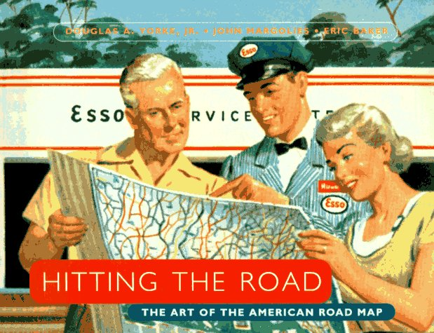 Hitting the Road: The Art of the American Road Map