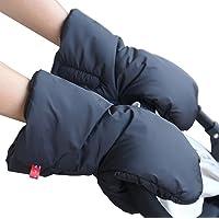ZEEUPAI - Manoplas guantes de Forro polar impermeable
