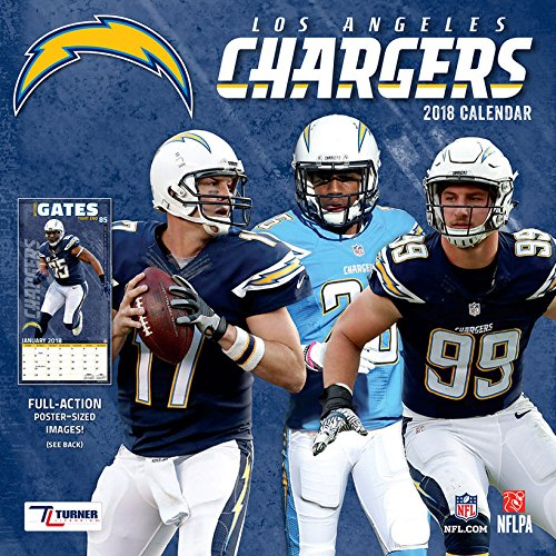 San Diego Chargers 2018 (San Diego Chargers Calendar)