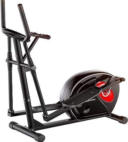 Lumiereholic - Bicicleta elíptica de entrenamiento en casa con ...