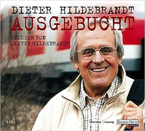 Ausgebucht - Mit dem Bühnenbild im Koffer. 2 CDs Dass Dieter Hildebrandt mit einem ebenso rastlosen wie scharfsinnigen Geist gesegnet ist, dass wussten wir. Deshalb wussten wir auch, dass sein Abschied vom Fernsehen kein Abschied von seinem Publikum sein konnte. Und so ist zur Freude seiner Fans die Zahl seiner Bühnenauftritte in den letzten...