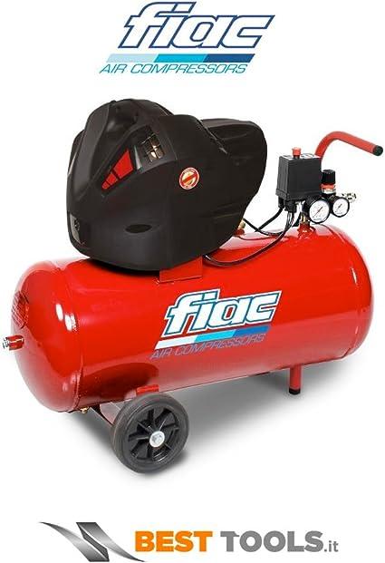 Fiac FIA8020119118474 COMPRESOR 50LTS.EN V 3HP: Amazon.es: Coche y ...