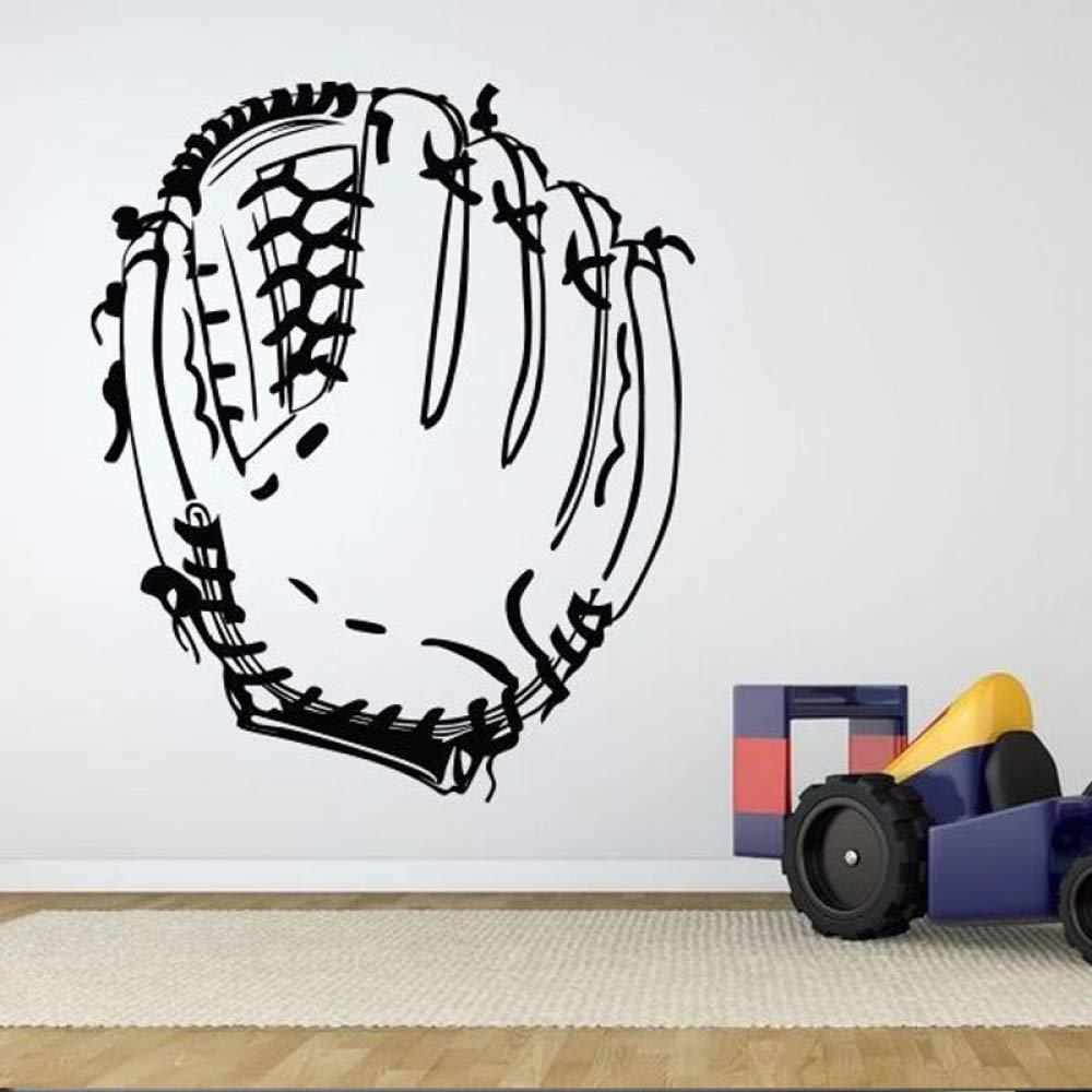 Juego de béisbol Guante Poster Pegatinas de Pared para el ...