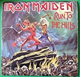 IRON MAIDEN Run To The Hills / Total Eclipse 45 RPM Pathe EMI 2C 00807600 Orig.