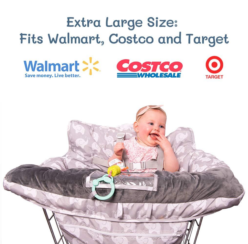 Amazon.com: Funda para carrito de la compra y protector de ...