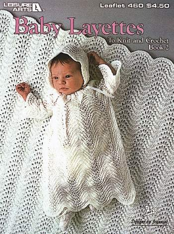 Baby Layettes Book 2 - Crochet Patterns