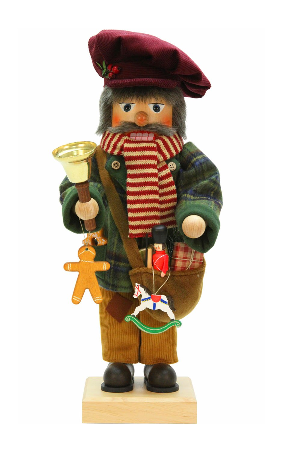 Christian Ulbricht Toy Salesman Nutcracker