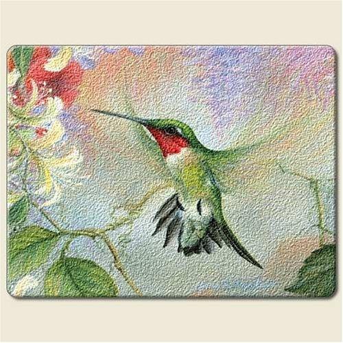 Hummingbird and Honeysuckle 15
