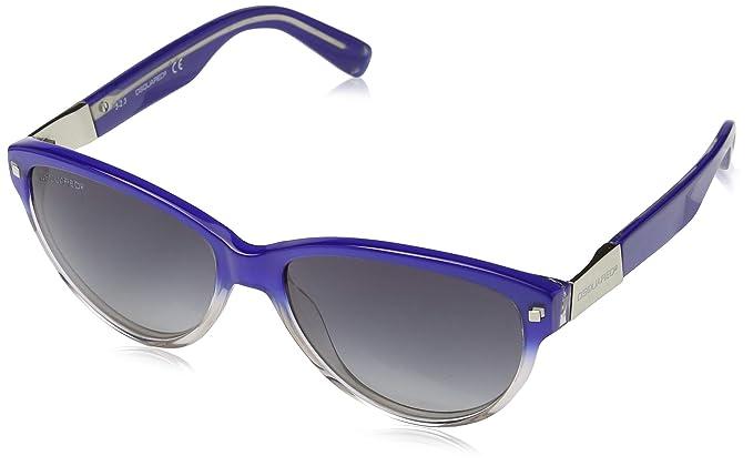 Amazon.com: Dsquared2 Gafas de sol Para Mujer dq0147 – 92 W ...
