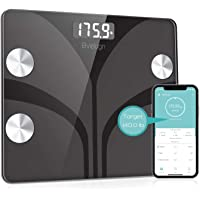 Body Fat Scale, Smart Wireless Digital Bathroom BMI Weight Scale, Body Composition...