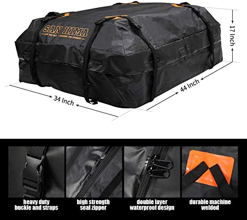 SANHIMA Roof Cargo Carrier Bag